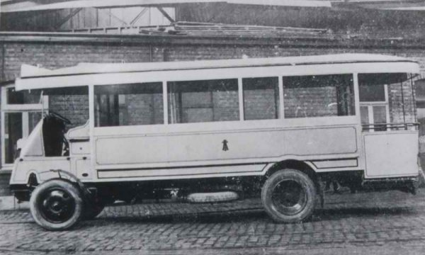 1935 Willems Ragheno A.403 antwautobus1