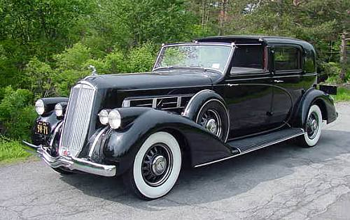 1936, Pierce-Arrow