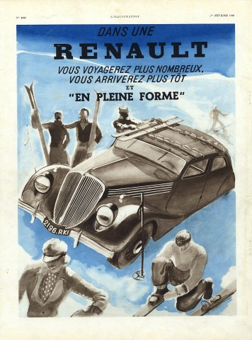 1936 renault-b-skiing-winter-sports