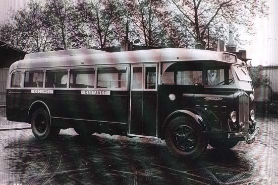 1936 Renault modèle ZPDE