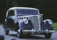 1936 Renault Viva Grand Sport Coach Décapotable BDV1