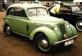 1937-60 Renault Juvaquatre