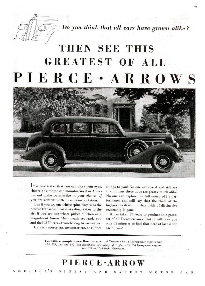 1937 Pierce-Arrow Ad-01