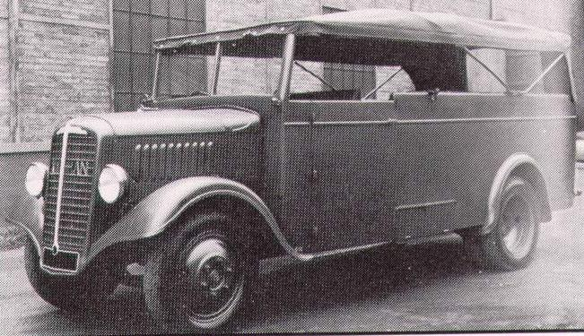 1937 Praga AN 6 prAN