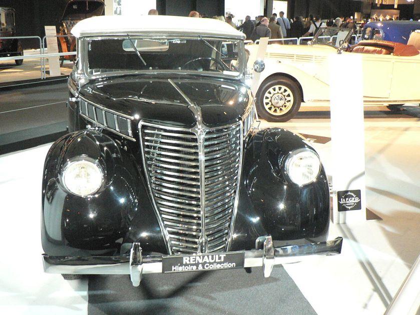 1937 Renault VivaGrandSport typeBCX4