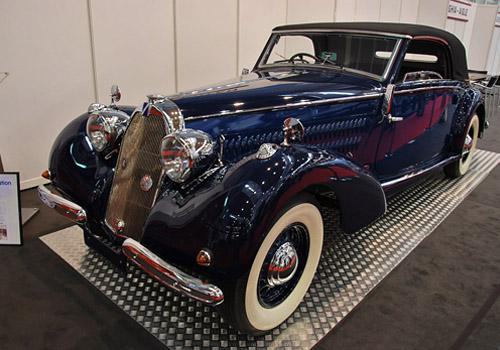 1937 Talbot Lago T26 Baby Worblaufen