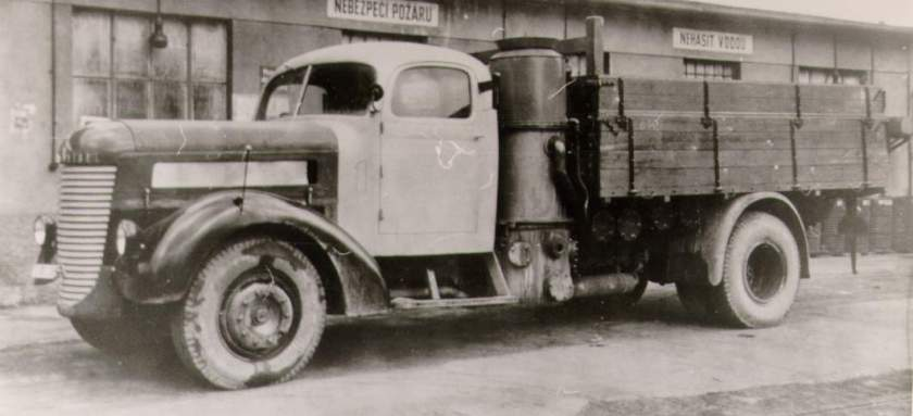1938, 4x2 7-ton truck, 6-cyl