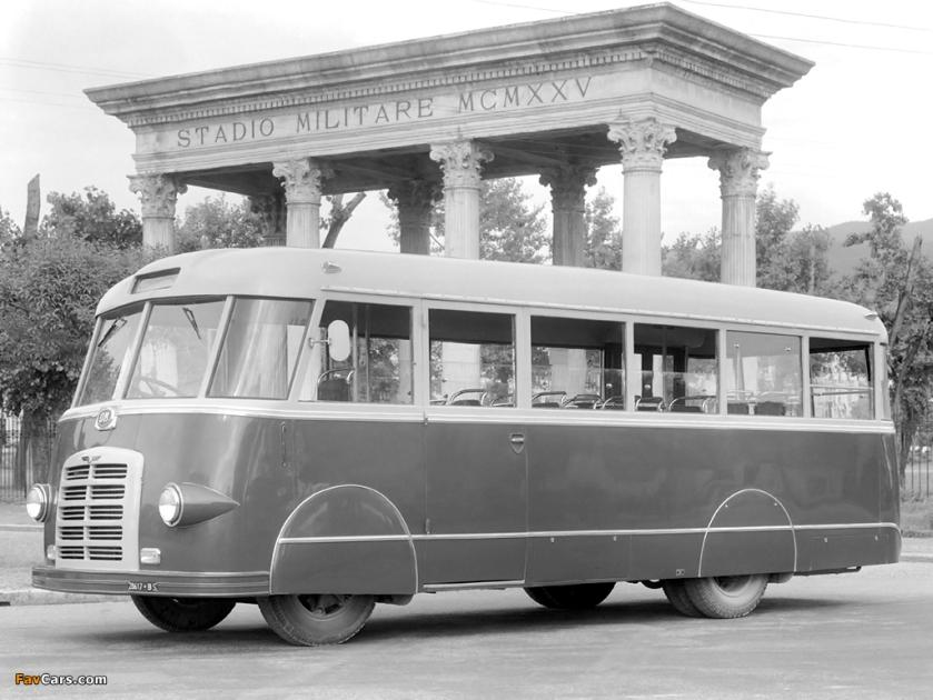 1938 OM Taurus 380 Portesi