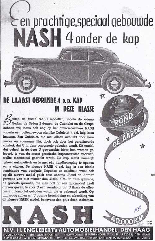 1938 Pennock-Nash-1938-englebert
