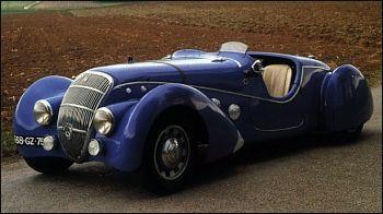 1938 peugeot 302 darlmat roadster