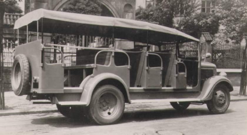 1938 Praga ND