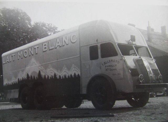 1938 RENAULT AFKD cabine intégrale