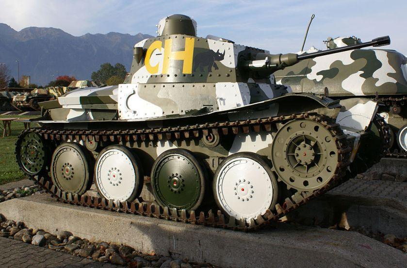 1939 Panzerwagen