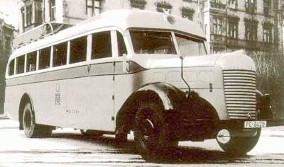 1939 Praga NDO 4x2