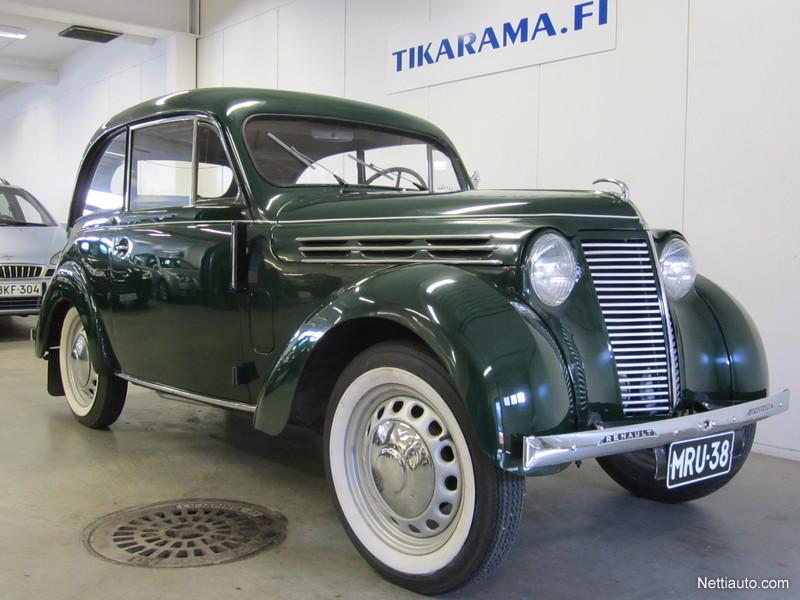 1939 Renault Juvaquatre Hatchback