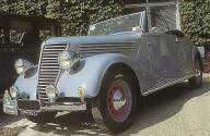 1939 Renault Primaquatre Sport BDS2