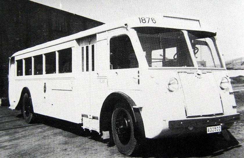 1940 Brossel Ragheno België