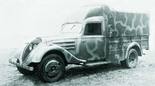 1940 Peugeot DK-5J