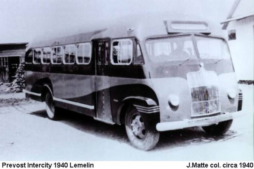 1940 PREVOST Intercity 2-1