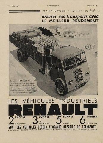 1941 renault-a-truck-van
