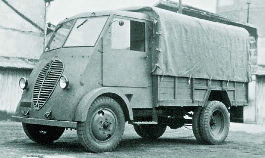 1942 Peugeot DMA