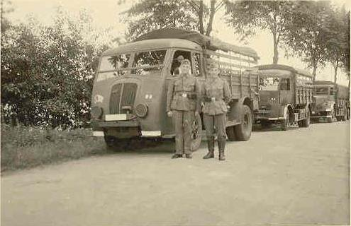1942 Renault AGKb