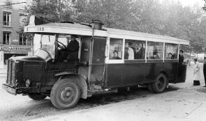 1943 TN6 A gaz