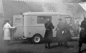 1944 Renault 1000 Kg Ambulance