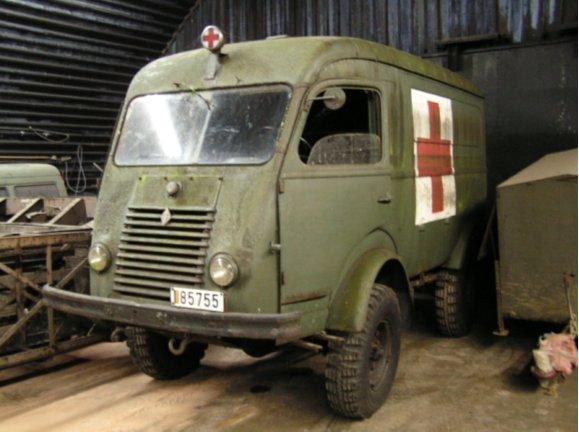 1944 Renault
