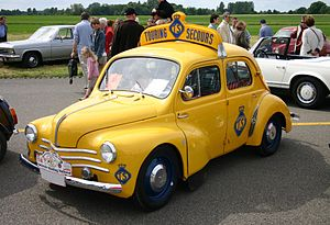 1945-80 Renault 4cv