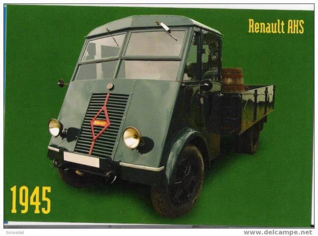 1945 CAMION RENAULT AHS
