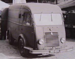 1945 Renault 1000kg 1945