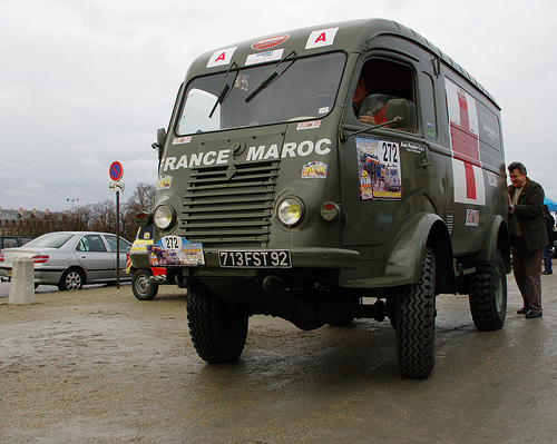 1945 Renault c