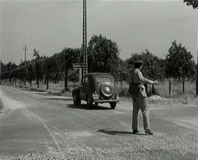 1945 Renault Juvaquatre [Type BFK4]
