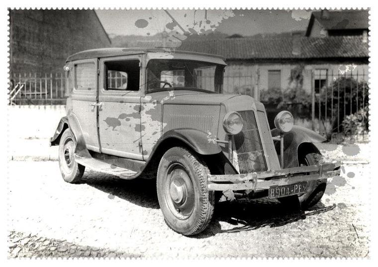 1945 Renault MONASIX