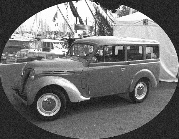 1945 renault