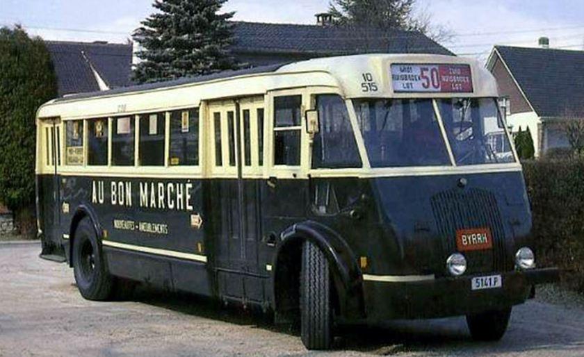 1946 Brossel Ragheno B