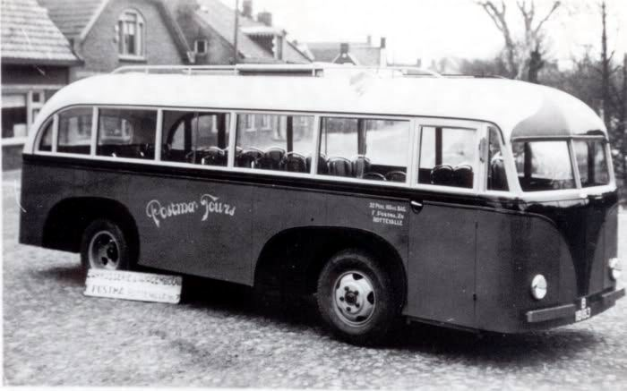 1946 Ford V8 Postma Rottevalle