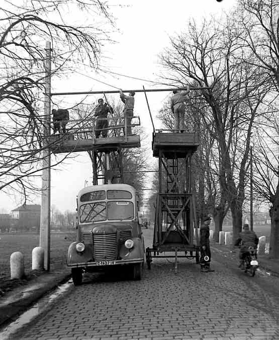 1946 Praga RND Trolleybus montak-rnd