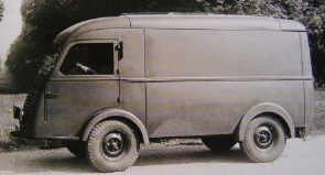 1946 Renault 206 E1 Camionette