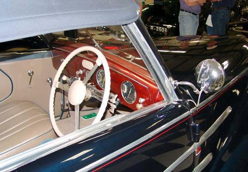 1946 Worblaufen Delahaye 135M Drophead Coupe d