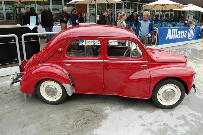 1947-61 Renault 4CV