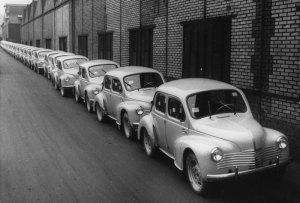 1947-61 Renault 4CVa