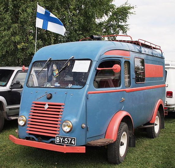 1947-65 Renault Goélette