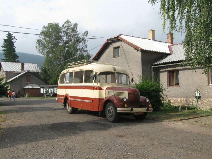 1947 autobus praga RND