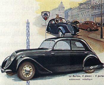 1947 peugeot 202 berline
