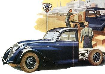1947 peugeot 202 u