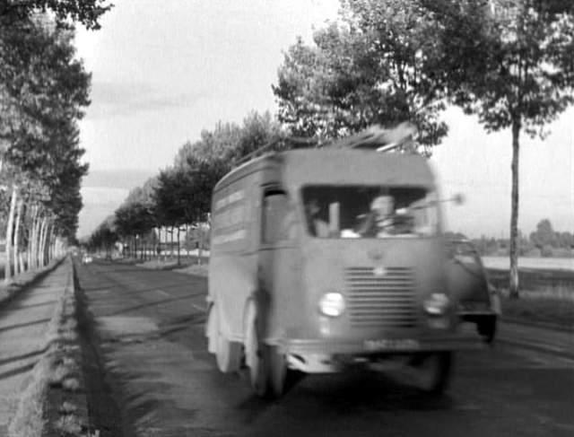 1947 Renault 1000 kg Fourgon Tôlé [R2060]