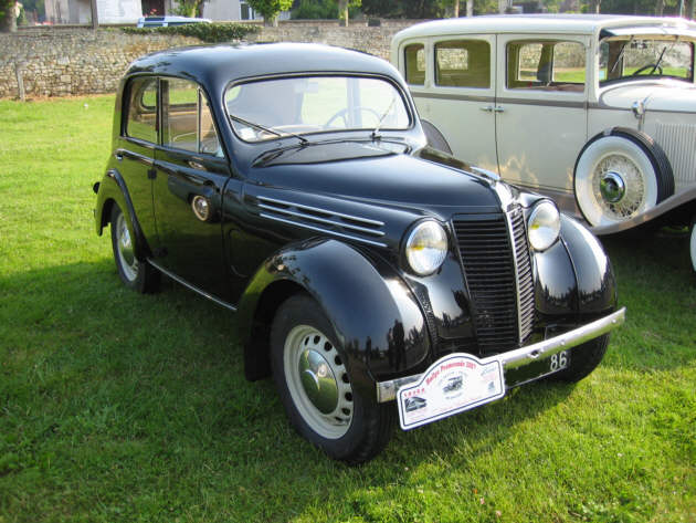 1947 Renault Juva BFK4