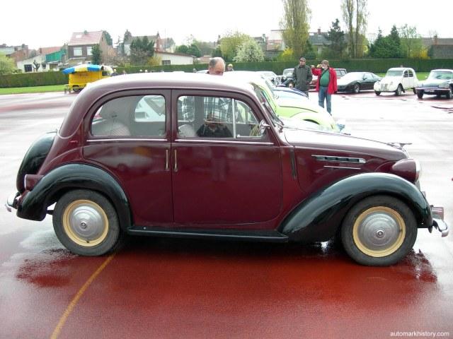 1947 renault juvaquatre a